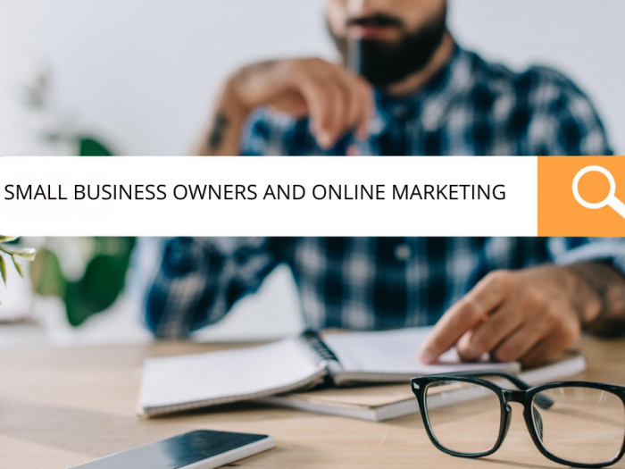 small business owners and online marketing